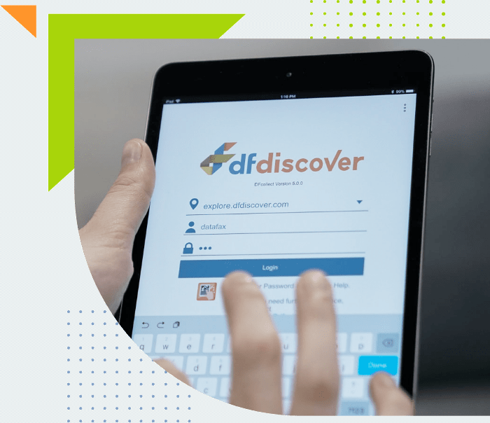 DF Discover Portal